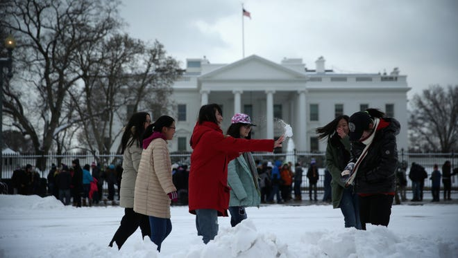 Chinese tourists spend much more than other foreign visitors in the USA.