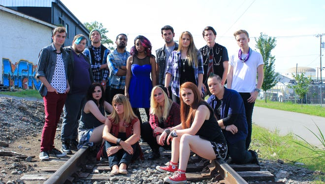 """Circle Players presents """"American Idiot"""" through Aug. 20-30 at Tennessee State University's Cox-Lewis Theater."""