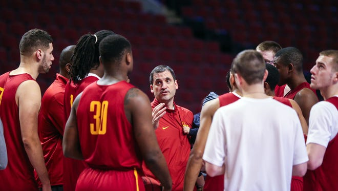 Iowa State head coach Steve Prohm will likely b ring another talented yet unusual roster onto the Hilton Coliseum floow in the 2016-17 season.