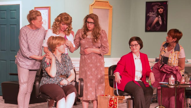 "Final performances for ""Steel Magnolias"" are Saturday at 7:30 p.m. and Sunday at 2 p.m. at the Rohovec Theatre on the campus of New Mexico State University-Alamogordo, 2400 N. Scenic Drive."