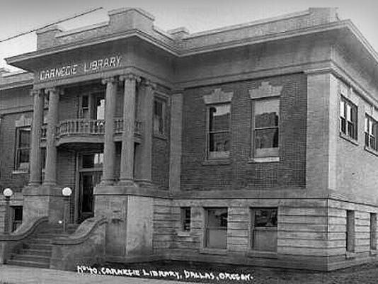 Dallas Carnegie Library building