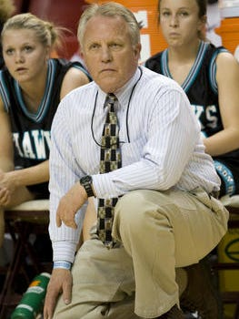 Highland's Miner Webster became the state's winningest all-time girls basketball coach at 789 with an early-morning win Friday in the Highland tournament.