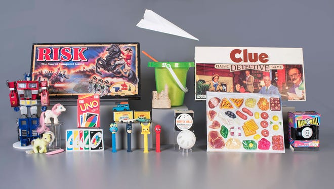 Finalists for the 2017 Toy Hall of Fame were announced Tuesday, Sept. 12, 2017. The Strong National Museum of Play will announce the finalists in November.