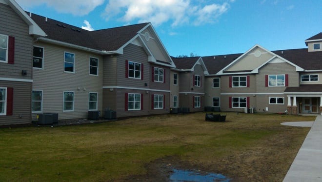 New affordable housing, Long Pond Senior Housing, is located at 1230 Long Pond Road in Greece.