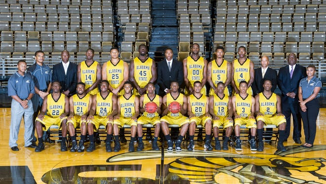 The 2014-15 Hornets were picked ahead of Southern and Texas Southern.