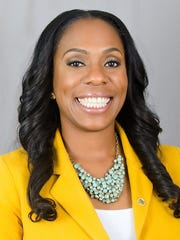 Jennifer Lynne Williams has been named Alabama's State interim director of athletics as Melvin Hines has resigned.