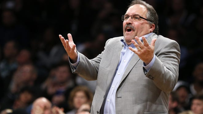 Former NBA coach Stan Van Gundy said not having fans at games is the right idea, but it'll take some time for players and coaches to get used to.