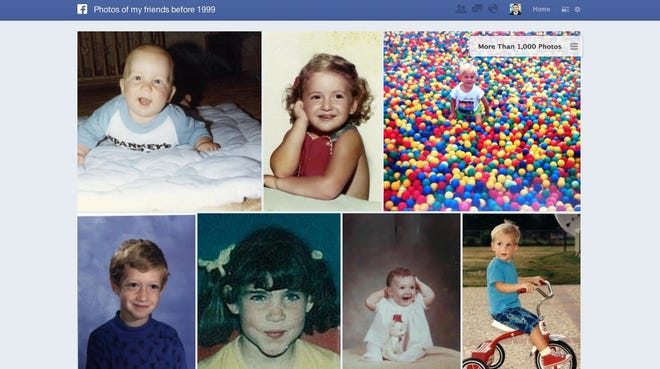 Facebook's Graph Search shows photos of your friends (and frenemies).