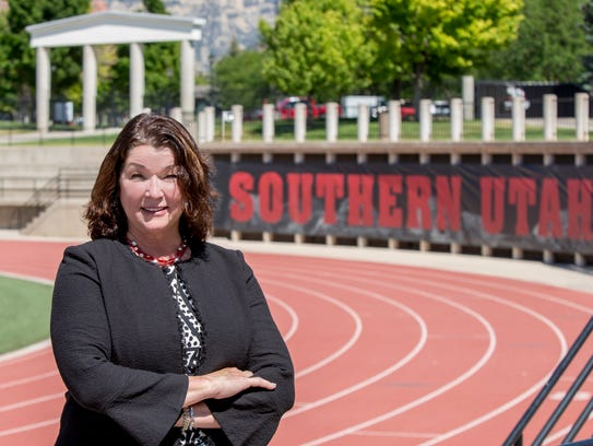 Debbie Corum was named SUU's interim AD on Tuesday