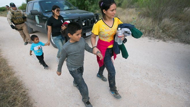 Last year, almost 140,000 unaccompanied children, and children and adults traveling as families overwhelmed the U.S. Border Patrol.