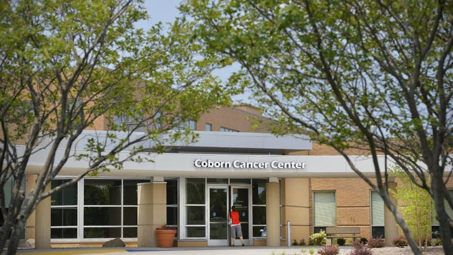CentraCare Health Coborn Cancer Center is shown.