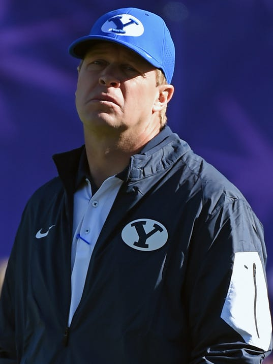 What pushed Bronco Mendenhall away from BYU and toward ...