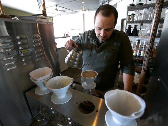 Seth's Coffee in Little Chute