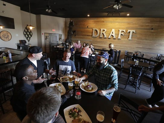 The Buzz: Draft Gastropub gets ready to open
