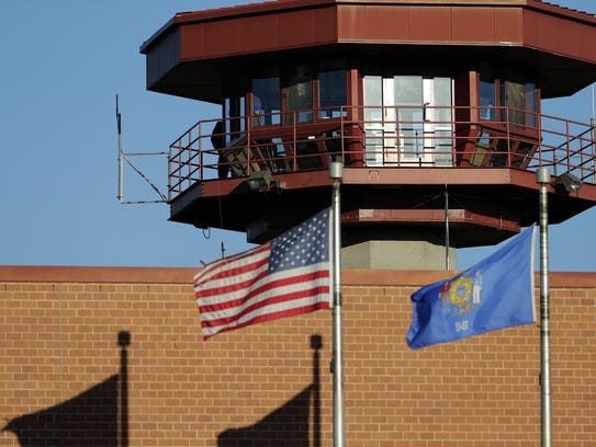 The Columbia Correctional Institution in Portage has