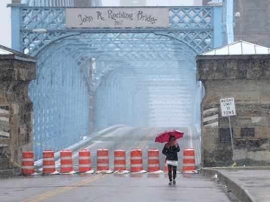 week  review blink  returning   snow  coming Cincinnati Weather See This Weekend S Snow Predictions