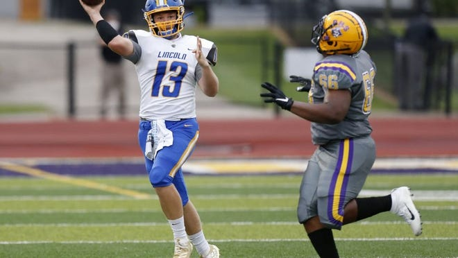 Trey Burger and Gahanna visit Westerville Central on Friday, Sept. 18, for an OCC-Ohio Division contest.