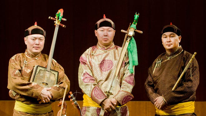 Alash Ensemble is set to appear at the Des Moines Social Club on Feb. 29.