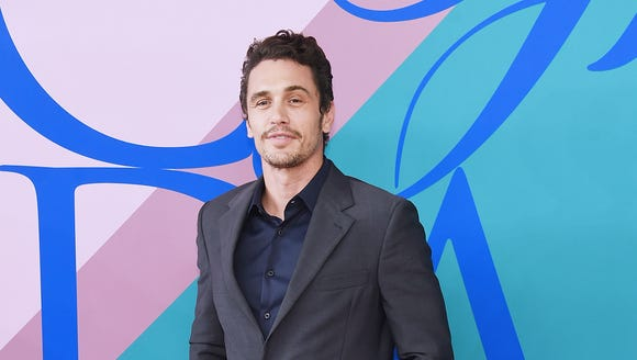 James Franco attends the 2017 CFDA Fashion Awards June