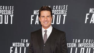 Tom Cruise reprises his role of Impossible Mission Force Ethan Hunt for the franchise's sixth feature.