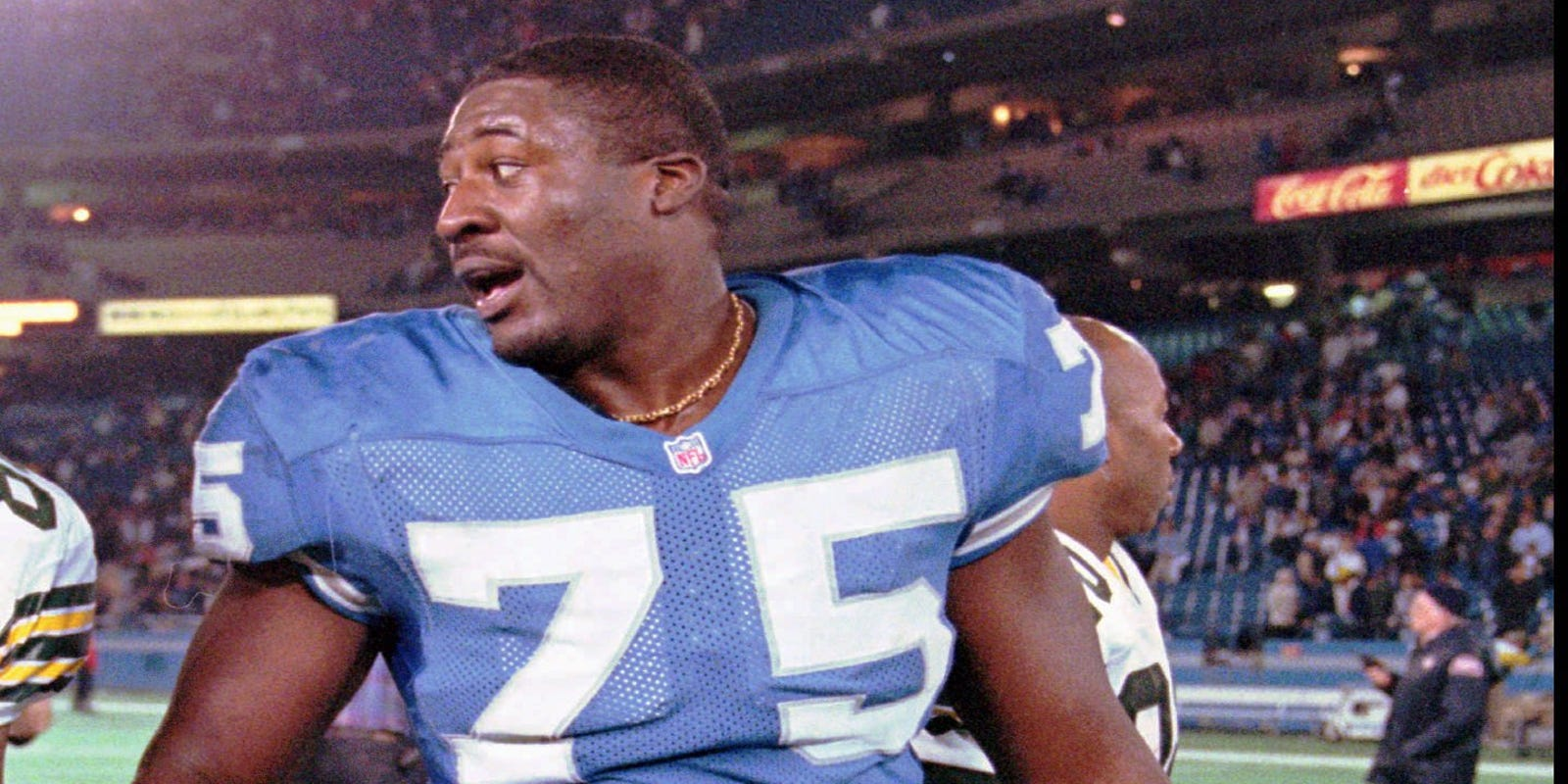 Lomas Brown: Detroit Lions' career hurting my case for Hall of Fame