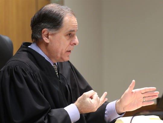 Monroe County Judge Christopher Ciaccio explains how