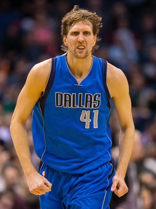 30 for 30K: Celebrating Dirk Nowitzki's 30,000 points with 30 facts