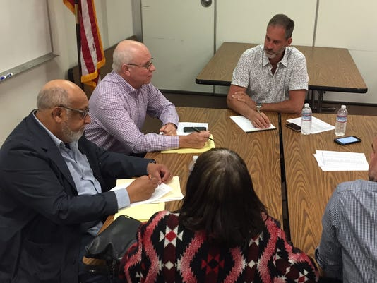Palm Springs ethical task force