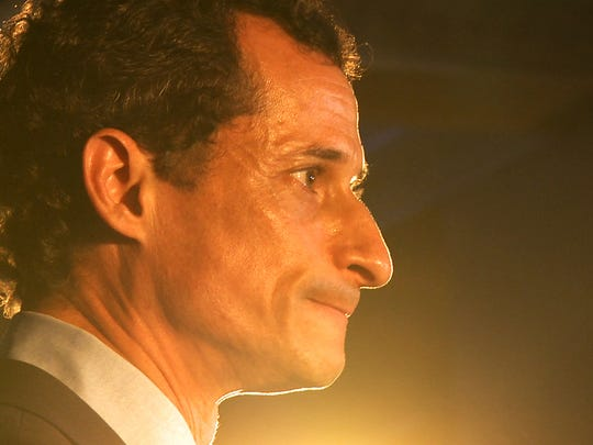 Anthony Weiner's campaign for New York  mayor is the