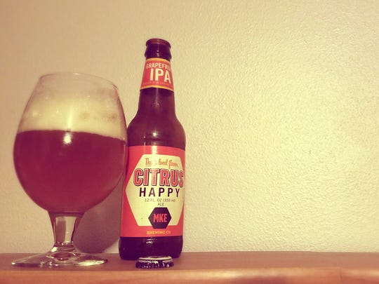 India pale ale  |  Milwaukee Brewing Co.