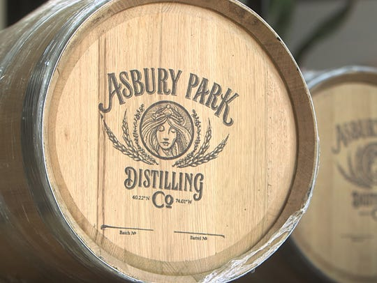 There are spirits in the making at Asbury Park Distilling