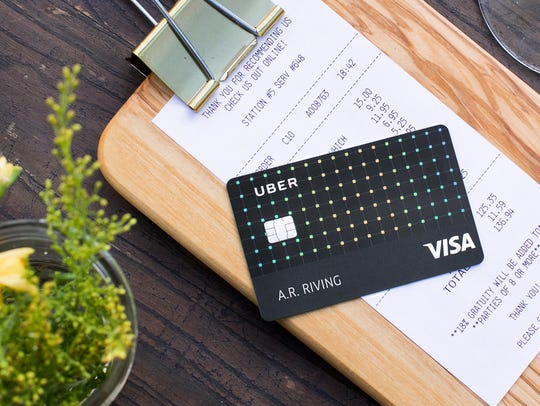 Uber Visa has a promotion where you can earn $100 after