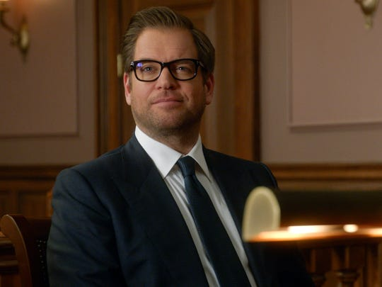 "Michael Weatherly stars in ""Bull"""