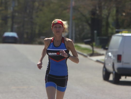 Christine Conti enters Ironman Competition to raise