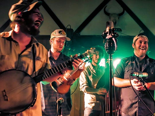 Horseshoes & Hand Grenades are back for more at the Meyer Theatre. They return March 28 for their second show at the venue in six months.