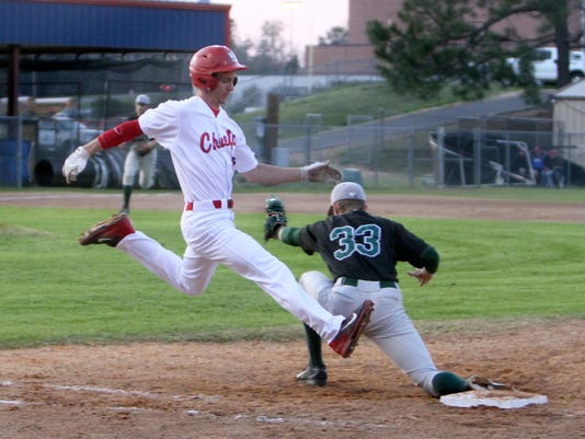 OCS vs. West Ouachita baseball