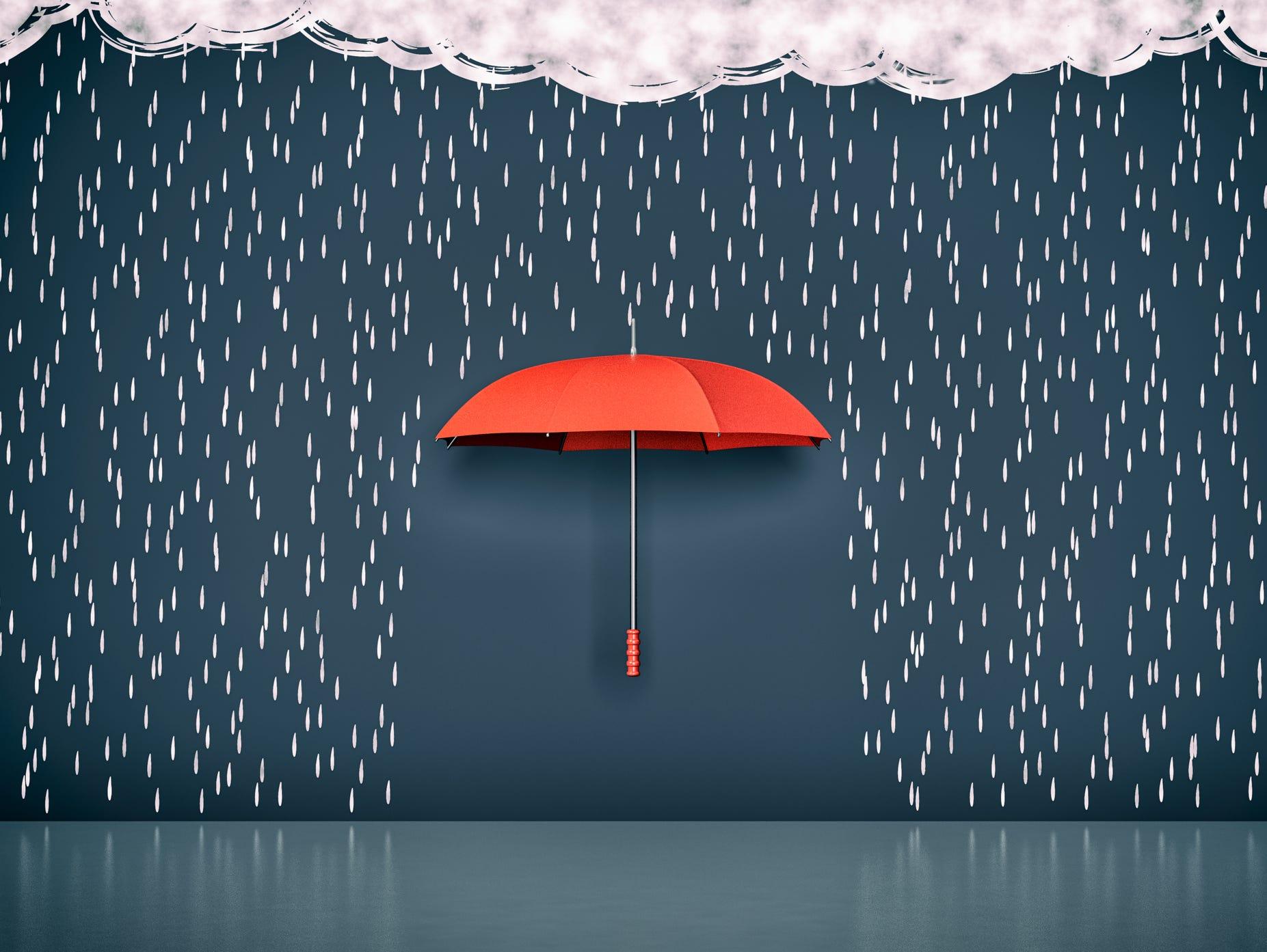 Win a Daily Advertiser Umbrella!