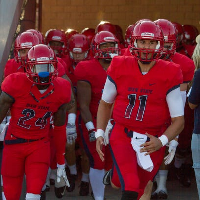 Sports Briefs: Dixie State football suffers 40-18 loss at Central Washington