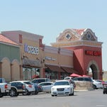 The 638,000-square-foot Las Palmas Marketplace at George Dieter Drive and Interstate 10 is being sold to a Blackstone Group investment fund as part of a $1.9 billion deal.