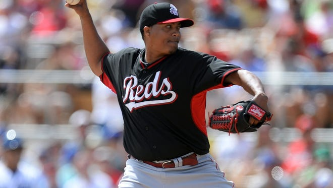 Alfredo Simon could be used as a starter, closer or any role in between.