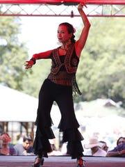 Tu Sello Latino Fest at Monmouth Park, Oceanport,NJ.