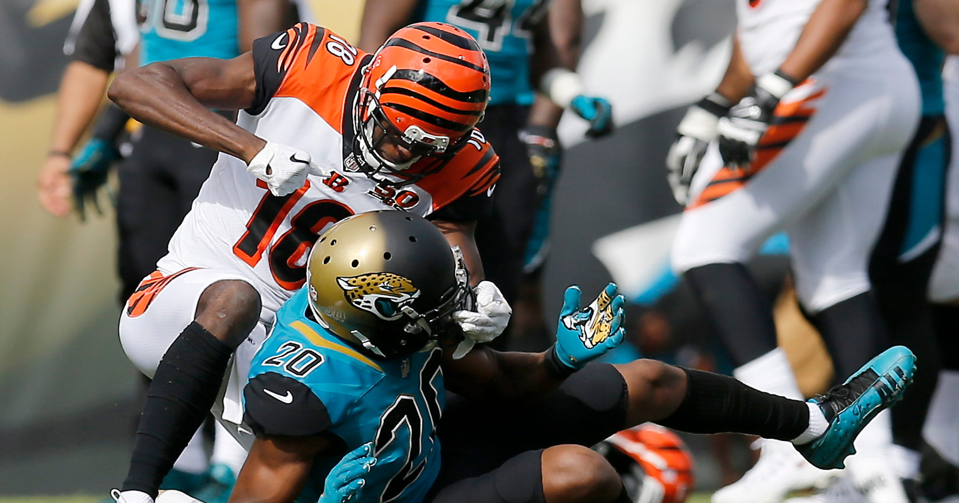 cincinnati bengals defense cheap shot