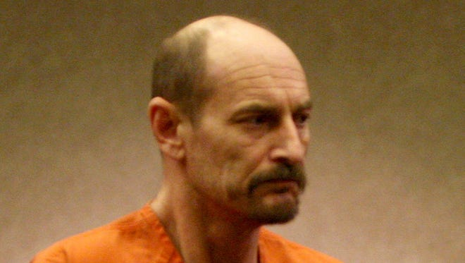 Alan Wood is shown in court in this Jan., 27, 2012, photo.