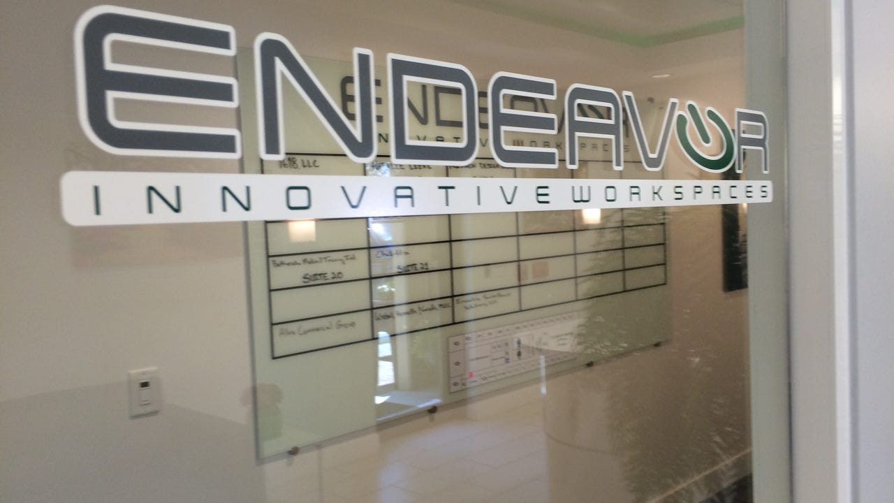 Endeavor Innovative Workspaces has opened off Alico Road in south Lee County.