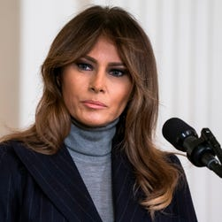 What Melania Trump, past first ladies have to say on 'zero tolerance' immigration policy