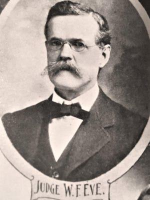 Judge William F. Eve