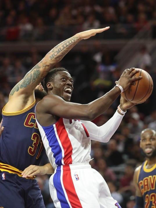 Fourth-quarter comeback pushes Pistons past Cavs, 106-101
