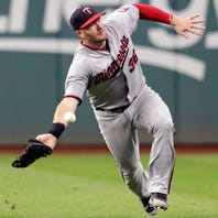 Allen struggles again Indians lost 4-3 to Twins