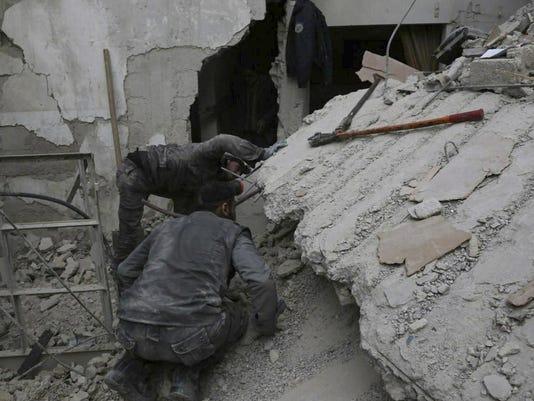 US Syria