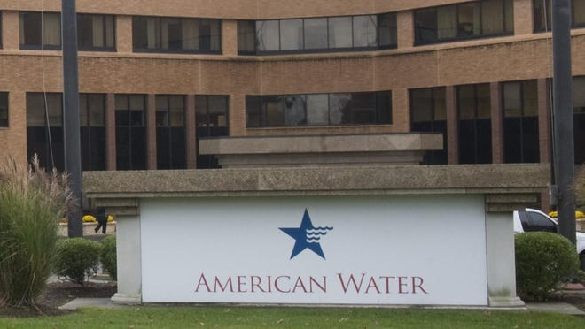 American Water Works is considering a move to Camden to take advantage of state tax credits. A subsidiary of the company, New Jersey American Water, would remain in Voorhees.